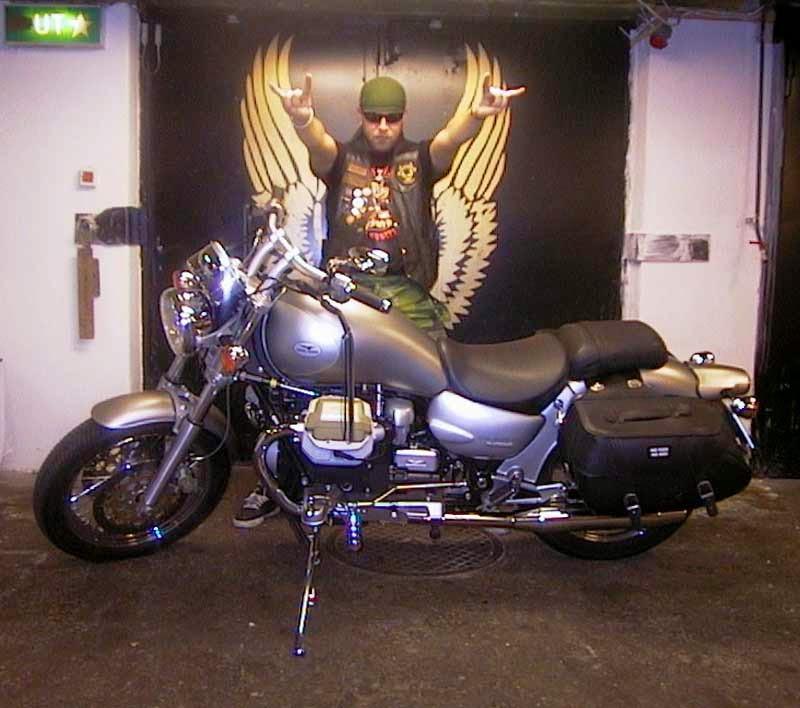 Moto Guzzi California Aluminium Used Bikes
