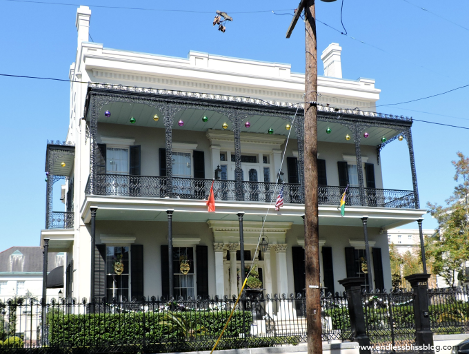 new orleans mansions