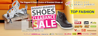 Biggest Branded Shoes Clearance Sale 2013