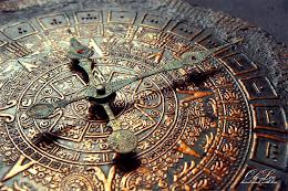 Часы Майянское золото