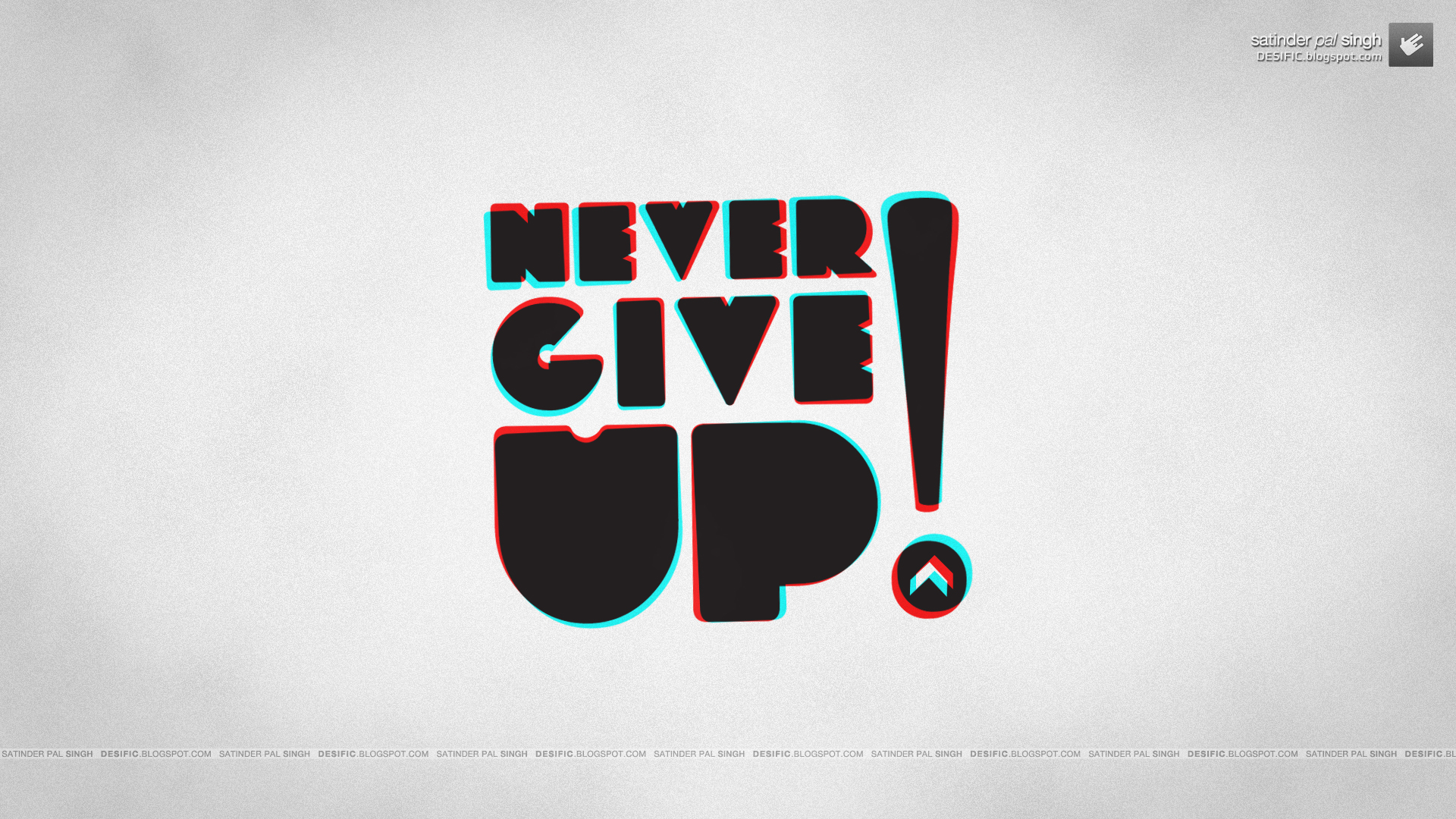 never never give up Lyrics to 'never give up' by sia i've battled demons that won't let me sleep / called to the sea but she abandoned me / but i won't never give up, no, never.