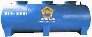 SEPTIC TANK BIOFIVE BFV SILINDER SERIES STP