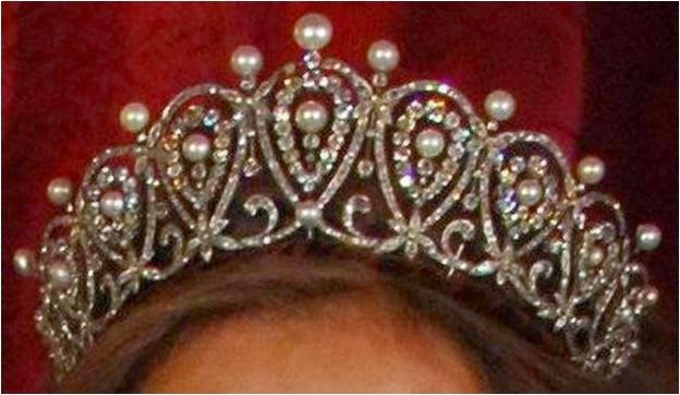 The Royal Order Of Sartorial Splendor Tiara Thursday