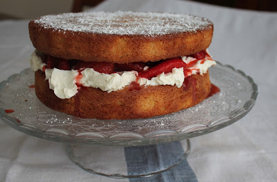 Tarta Victoria_Victoria Cake_fresa_strawberry_queso_cheese_mascarpone