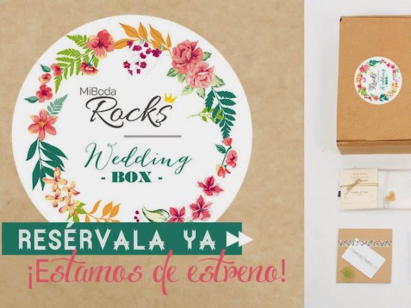Compra tu caja regalo para novias Wedding Box