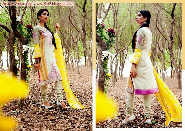 Amna Ismail Festive Wear Lawn Suits
