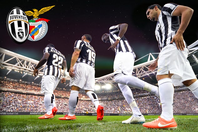 PREVIEW Pertandingan Juventus vs Benfica 2 Mei 2014 Dini Hari