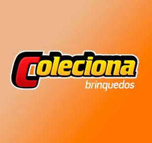 COLECIONA BRINQUEDOS