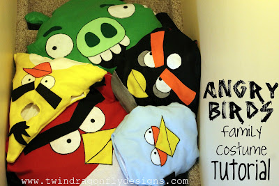 Angry Birds Tutorial de Vestuario y Diseño