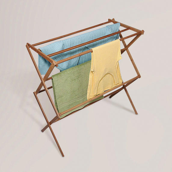 Bamboo Drying Rack3