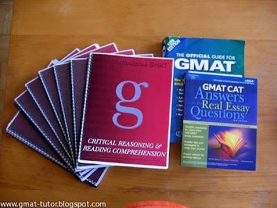 GMAT books best