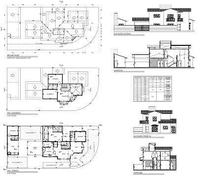 Plantas, cortes, fachadas e tabelas: o trabalho de um arquiteto vai muito além da simples apresentação de uma perspectiva. Levando-se em conta os projetos complementares e o acompanhamento da obra, são incontáveis horas de trabalho até a construção ser concluída.