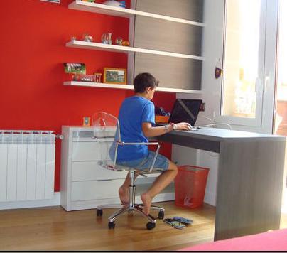 Decorar habitaciones mayo 2013 - Mobiliario juvenil moderno ...