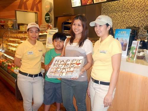 Krispy Kreme #JoyInABox, Krispy Kreme Shangrila Plaza