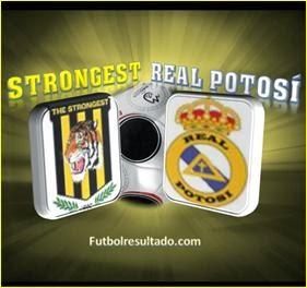 Strongest y Real Potosí en una postal