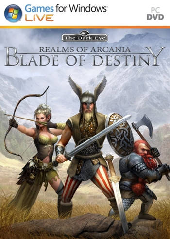 Realms of Arkania Blade of Destiny Complete PC Full