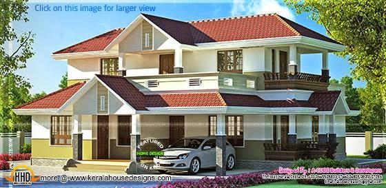 Awesome villa design