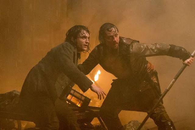 Viktor Frankenstein (Victor Frankenstein) – Recenze