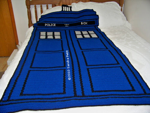 The Crochet Cabana Blog: Doctor Who