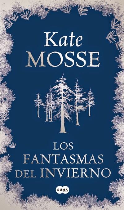 Los fantasmas del invierno Kate Mosse