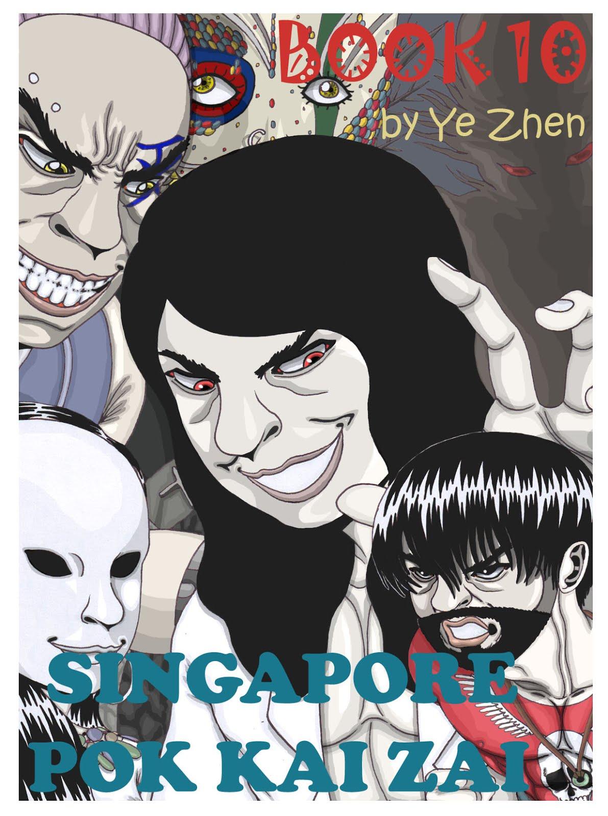 Singapore Pok Kai Zai