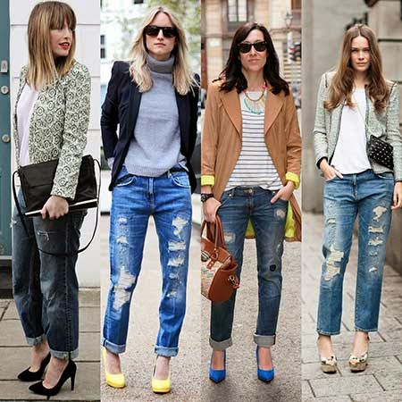 Calças Jeans Femininas Fotos Modelos 1 Calças Jeans Femininas Fotos Modelos