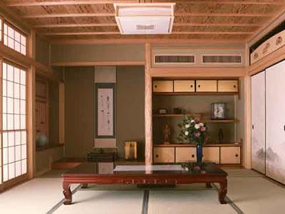 Gambar Desain Interior Rumah Jepang 05