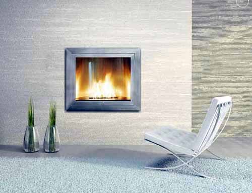 Most beautiful fireplaces divine design for Contemporary ventless gas fireplaces