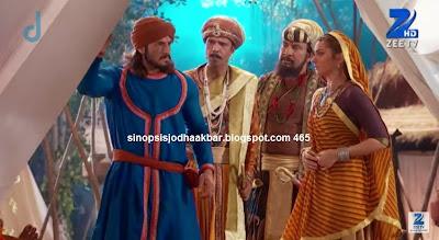 Sinopsis Jodha Akbar Episode 462