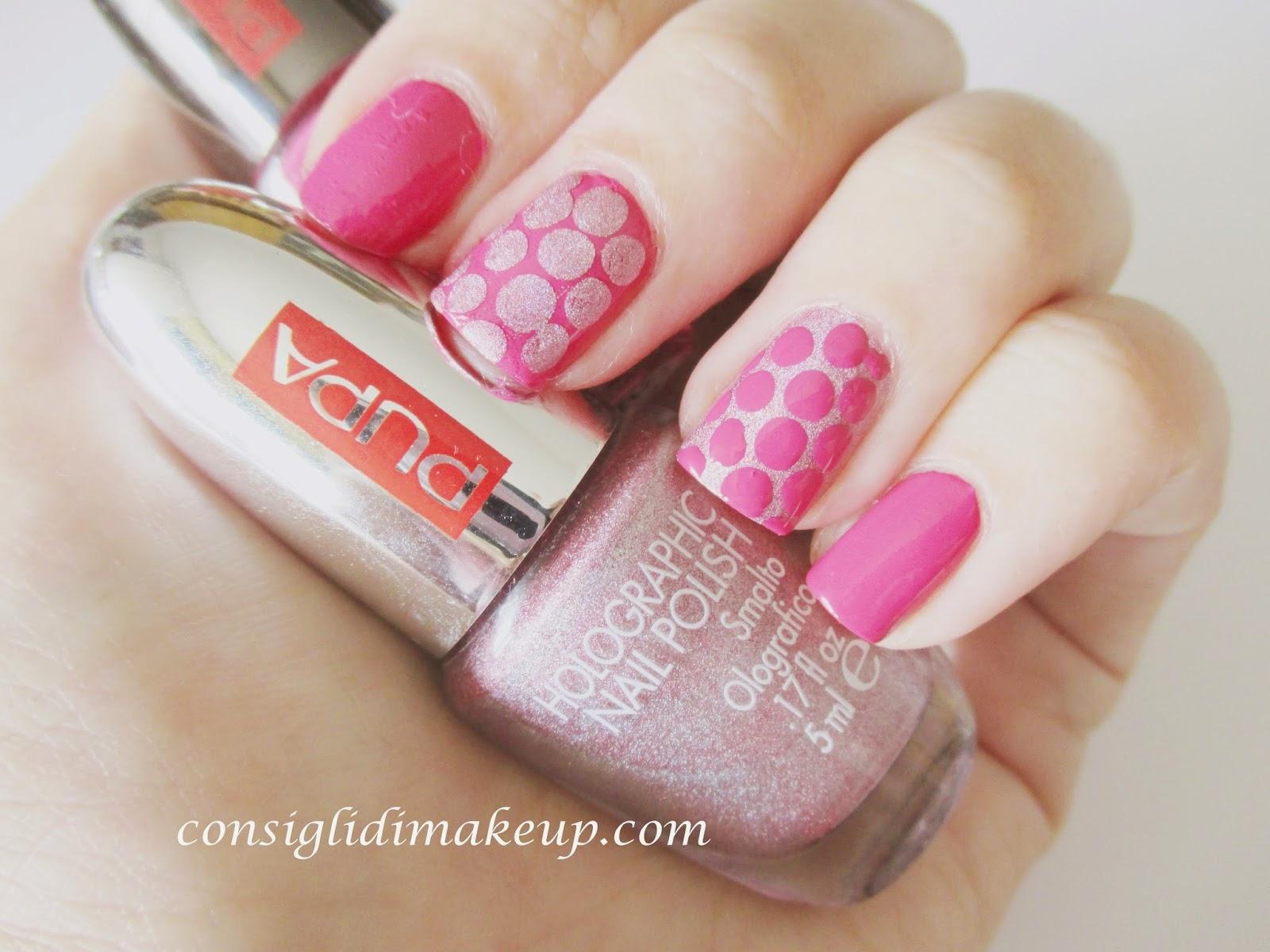 tutorial nail art effetto tartaruga