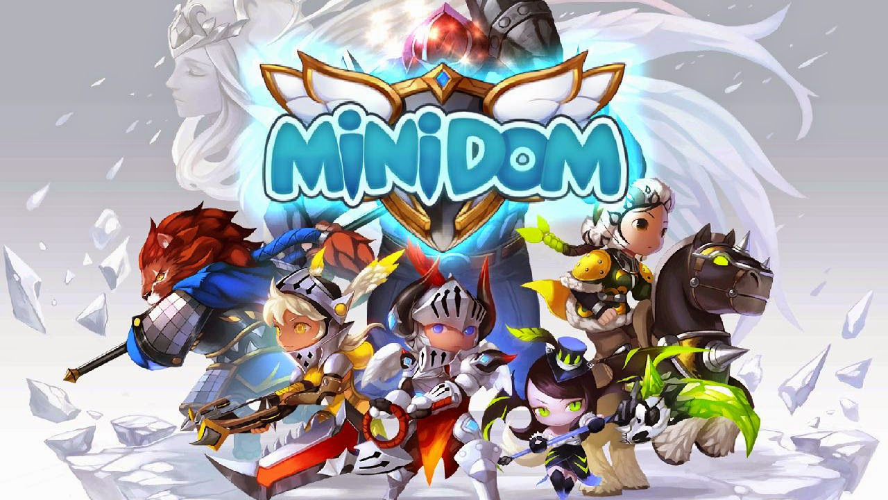 MINIDOM Gameplay Android