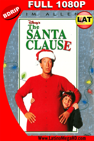 Santa Clausula (1994) Latino Full HD BDRIP 1080P ()