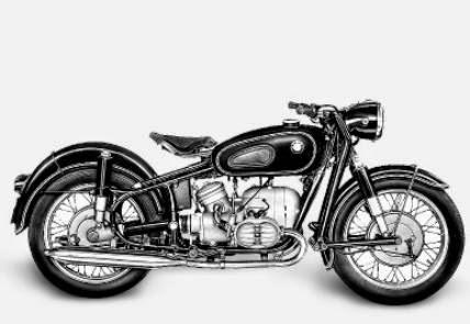 BMW R50 1955~1960