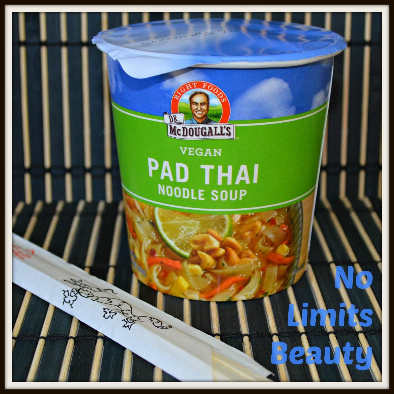 iHerb: Pad Thai Noodle Soup de Dr. McDougall's