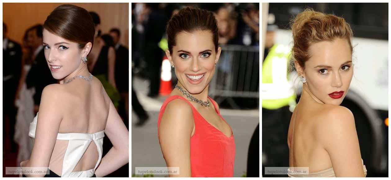 mejores peinados Gala Met 2014