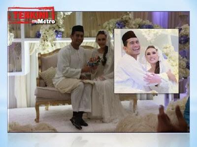 Video Penuh Puas Sorok Akhirnya Fahrin Ahmad Papar Wajah Isteri