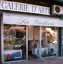 Mes oeuvres à La Galerie, 27 allée Louis Pasteur à Hossegor (40)