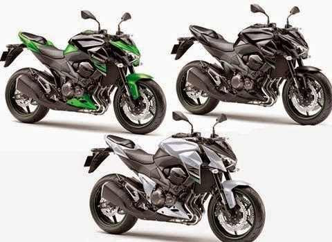 Kawasaki Z800 ABS 2015 chính hãng
