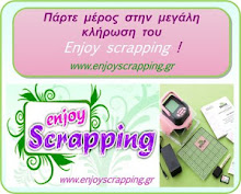 Enjoy Scrapping's Huge Giveaway!