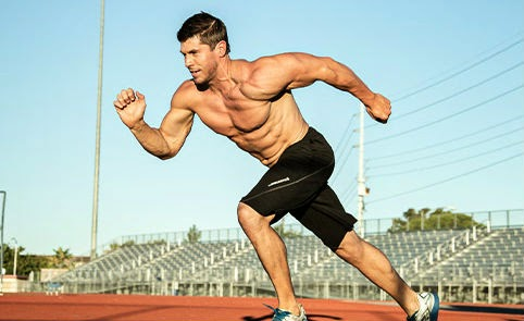 Muscle building without weight lifting