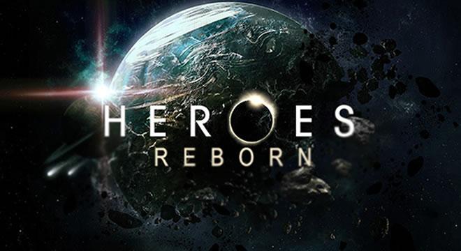 'Heroes Reborn'estreno