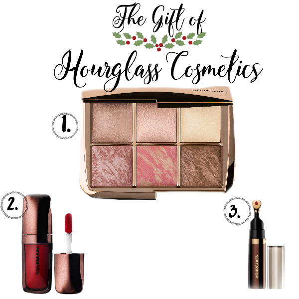 The Gift of Hourglass Cosmetics