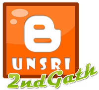 Blogger UNSRI 2nd Gath