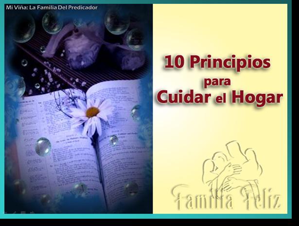 Principios para Cuidar el Hogar   Power Point   Recursos Adventistas