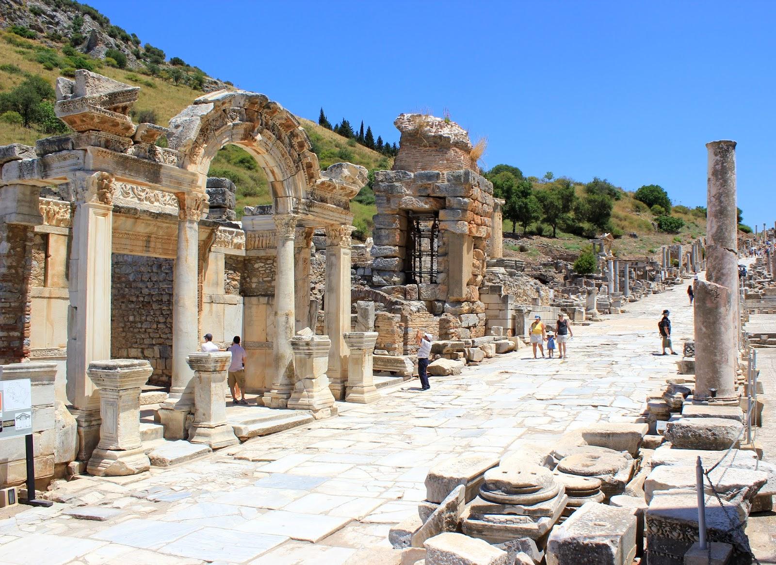 Karapaks: İzmir Selçuk Efes Antik Kenti