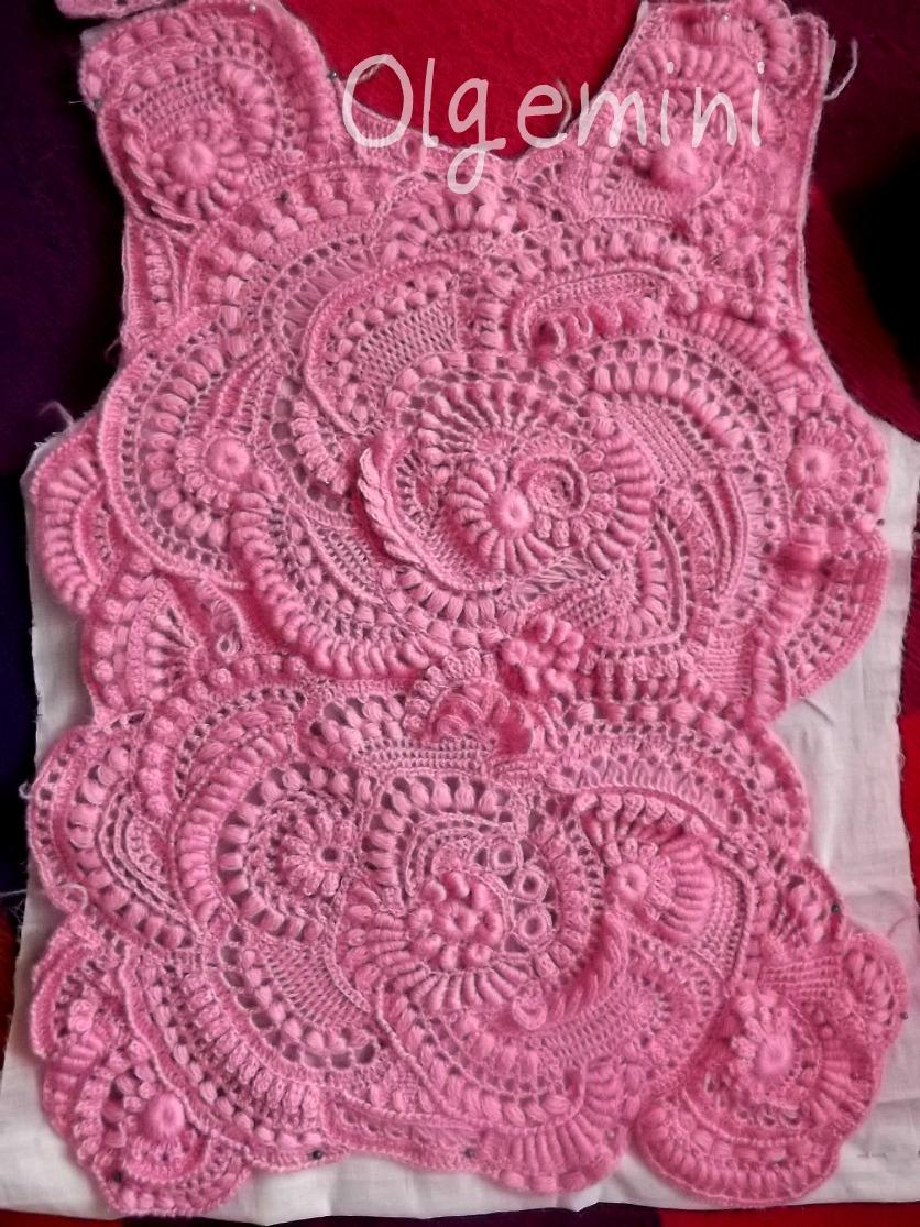 Вышивка тюльпан от риолис 962