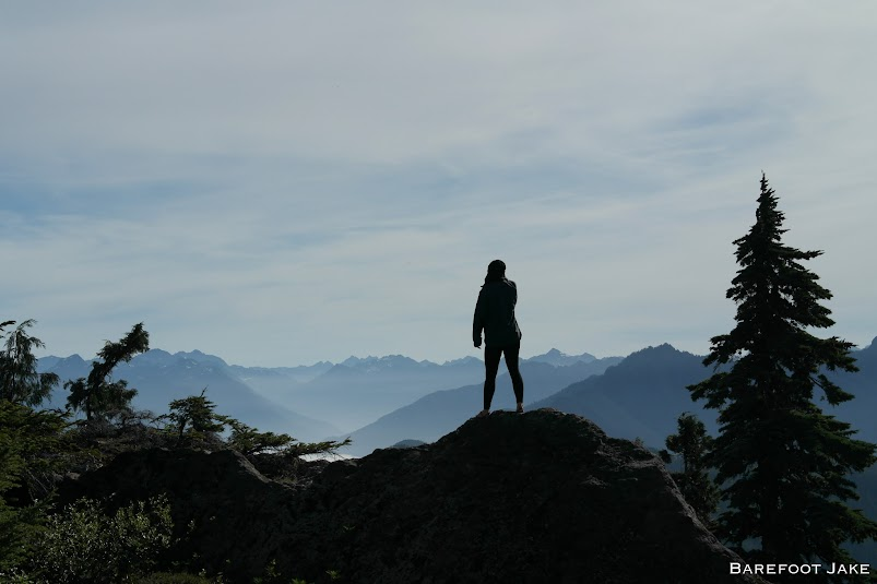 hike Olympic National Park