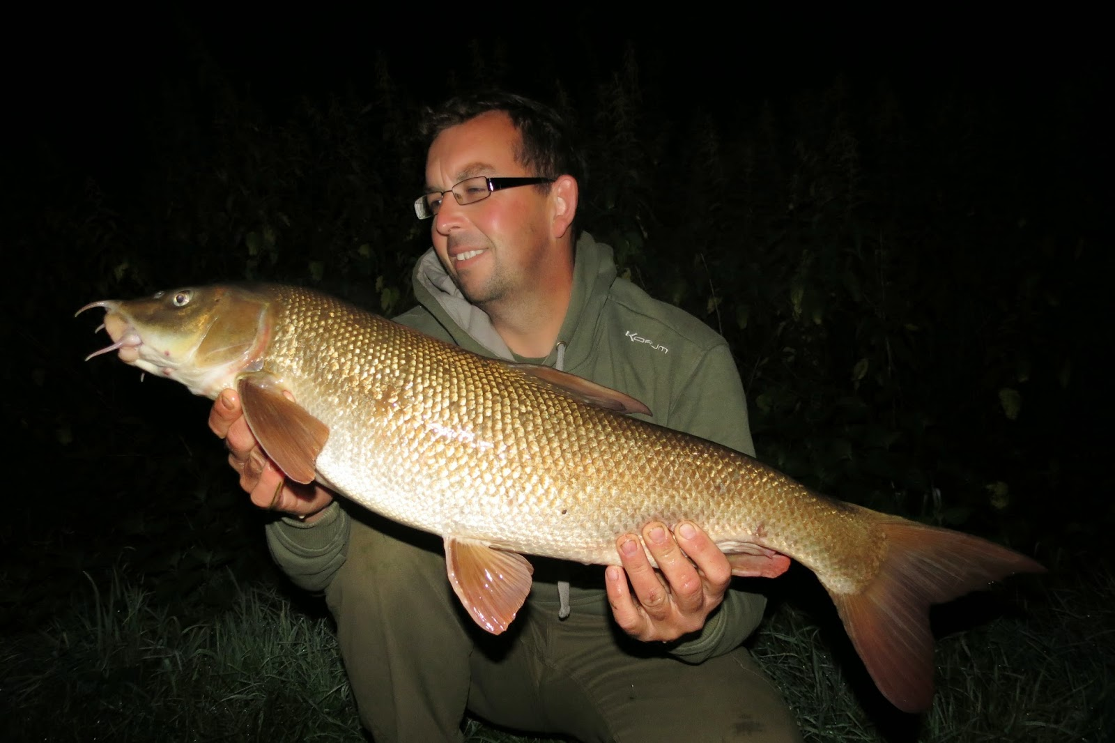 trent barbel feeder fishing