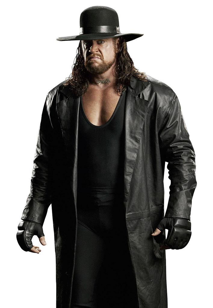 The World's Best Sports Superstars: Wrestling WWE - The Undertaker