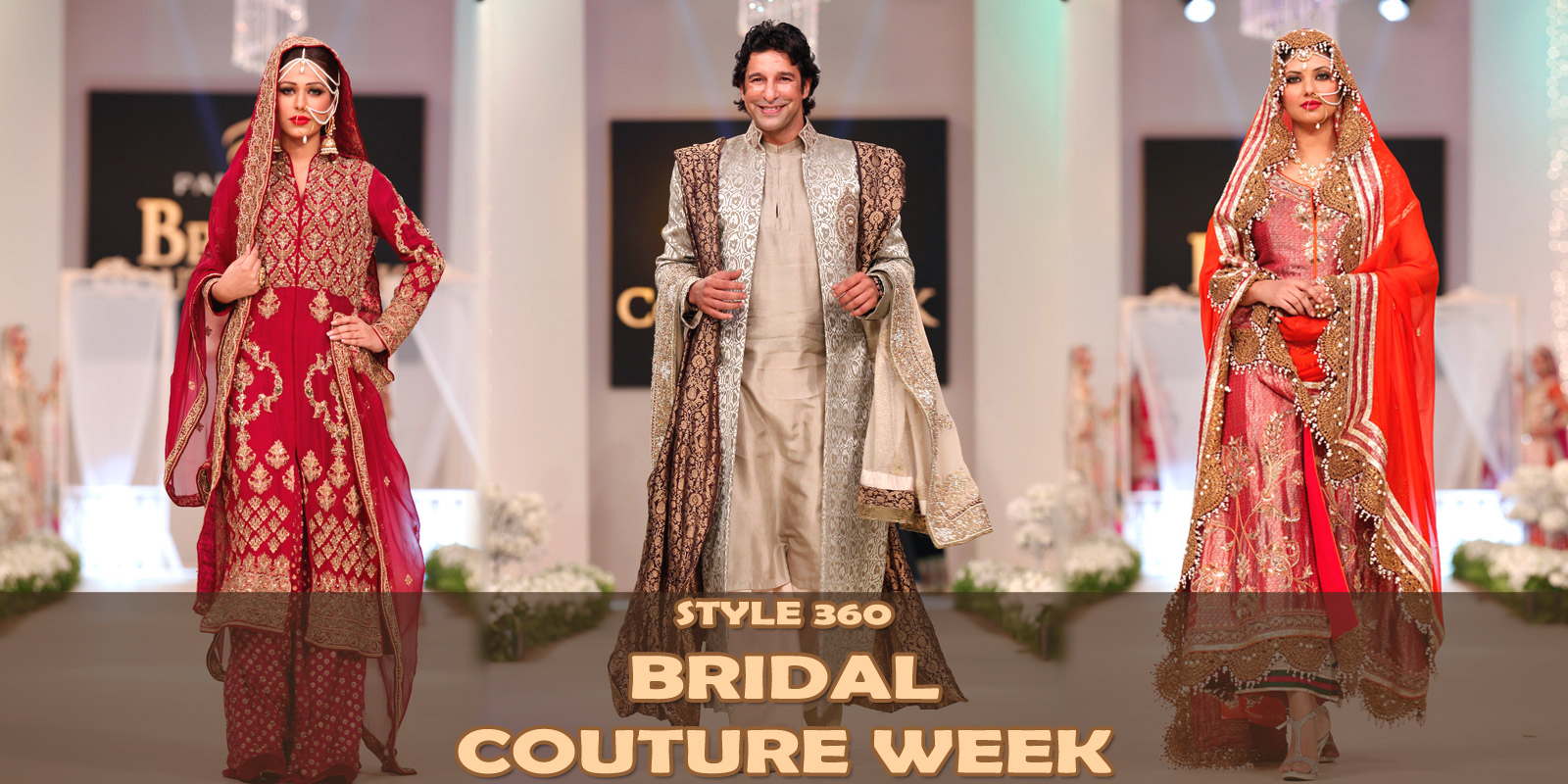 Pantene Bridal Couture Week 2015 Style 360 Images Galleries With A Bite
